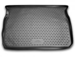 Коврик в багажник для Peugeot 208 '12-, полиуретановый (Novline / Element) черный