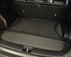 Сетка в багажник Hyundai Tucson (NX4) '21- горизонтальная, однослойная