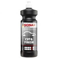 Восстанавливающий полироль Sonax ProfiLine Cut&Finish, 05-05, 1 л.