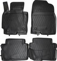 Коврики в салон для Mazda CX-5 '12-17 полиуретановые (Novline / Element)