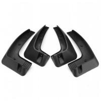 Брызговики для Kia Sportage '16-, полный комплект (Xukey)