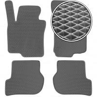 Kinetic Коврики в салон для Hyundai Elantra CN7 '21-, EVA-полимерные, серые(Kinetic)