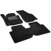 Textile-Pro Килимки в салон для Hyundai Elantra CN7 '21-, текстильні, чорні (Optimal)
