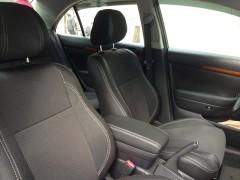 Авточехлы Premium для салона Toyota Avensis '03-08 серая строчка (MW Brothers)