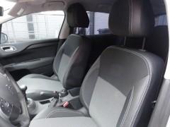 Авточехлы Premium для салона Citroen C4 '11- серая строчка (MW Brothers)