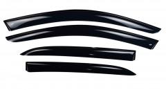 Дефлекторы окон для Citroen C-Elysee '13- (Cobra)