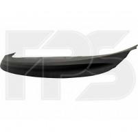 Спойлер заднего бампера для Hyundai Elantra AD '16-18 (FPS)