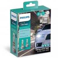 Автомобильные лампочки Philips Ultinon Pro5000 LED HB3/HB4 5800К (2 шт.)