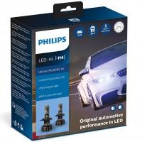 Автомобильные лампочки Philips Ultinon Pro9000 LED H4 5800К (2 шт.)