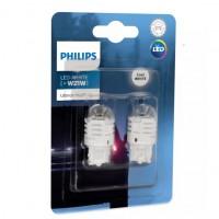 Автомобильные лампочки Philips Ultinon Pro3000 LED W21W 6000К (2 шт.)