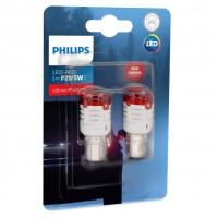 Автомобильные лампочки Philips Ultinon Pro3000 LED P21/5W красные (2 шт.)