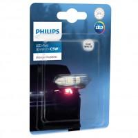 Автомобильная лампочка Philips Ultinon Pro3000 LED Festoon C5W 6000К