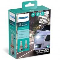 Автомобильные лампочки Philips Ultinon Pro5000 LED FOG H8/H11/H16 5800К (2 шт.)