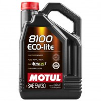 Motul MOTUL 8100 Eco-lite 5W-30, 4 л