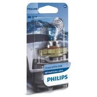 Автомобильная лампочка Philips WhiteVision PSX24W 55W 12V 3300K