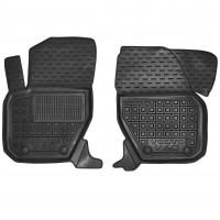 Коврики в салон передние для Volvo S60 / V60 '10-18, резиновые (AVTO-Gumm)