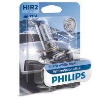 Автомобильная лампочка Philips White Vision HIR2 55W 12V 3700K
