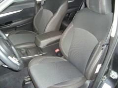 Авточехлы Premium для салона Subaru Outback '09-14 серая строчка (MW Brothers)