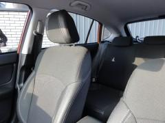 Авточехлы Premium для салона Subaru XV '11-16 серая строчка (MW Brothers)