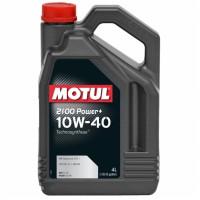 Motul MOTUL 2100 Power + 10W-40, 4 л