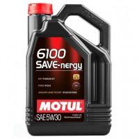 Motul MOTUL 6100 SAVE-NERGY 5W-30, 4 л