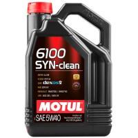 Motul MOTUL 6100 SYN-CLEAN 5W-40, 4 л