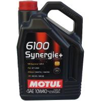 Motul MOTUL 6100 Synergie + 10W-40, 5 л