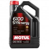 Motul MOTUL 6100 SYN-NERGY 5W-30, 4 л
