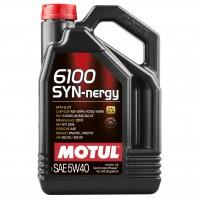 Motul MOTUL 6100 SYN-NERGY 5W-40, 4 л