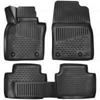 Коврики в салон 3D для Mazda CX-30 '19-, полиуретановые (Novline / Element) ELEMENT3D02404210K