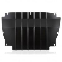 Защита радиатора для Mazda BT-50 '07-, 2,5 дизель МКПП (NLZ)