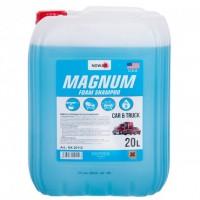 Автошампунь - концентрат Nowax Magnum Foam Shampoo 1:500, 20 л