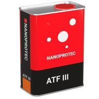 Масло трансмиссионное Nanoprotec ATF III 1 л