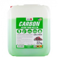 Автошампунь - концентрат Nowax Carbon Nano Active Foam, 22 кг