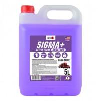Автошампунь - концентрат Nowax Sigma+ Active Foam Dosatron, 5 л
