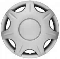 Колпаки на колеса R14 Aramis Silver (Jestic)
