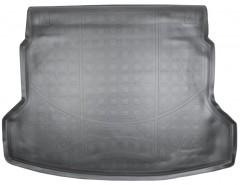 Коврик в багажник для Honda CR-V '12-17, полиуретановый (NorPlast) черный
