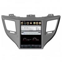 Штатная магнитола CM7010-TL для Hyundai Tucson '15-17 (Gazer)