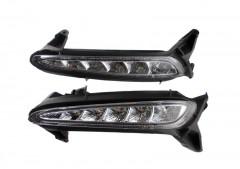 Дневные ходовые огни для Mazda 3 '09-13 хэтчбек (DRL)