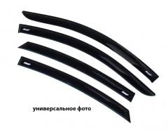 Дефлекторы окон для Kia Rio '11-15, хетчбек (Azard)
