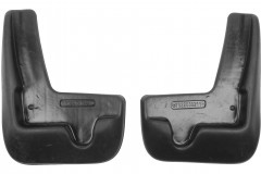 Брызговики передние для Citroen C3 '10-16 (Lada Locker)