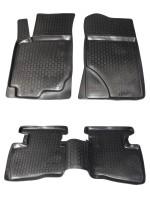 Коврики в салон для Hyundai i30 FD '07-12 полиуретановые (L.Locker)