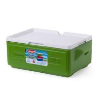 Термобокс COOLER 24 CAN STACKER GREEN