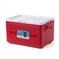 Термобокс COOLER 48 CAN STACKER - RED