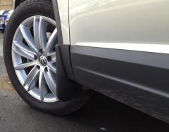 Novline / Element Бризковики передні для Volkswagen Tiguan '07-16 (Novline/Element)