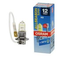 Автомобильная лампочка Osram All Season Super H3 12V