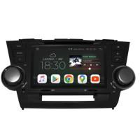 Штатная магнитола CM5008-XU40 для Toyota Highlander '07-13 (Gazer)