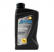 Масло трансмиссионное Alpine Gear Oil 80W-90 TS GL-4, 1 л