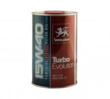 Wolver Turbo Evolution 15W-40, 1 л