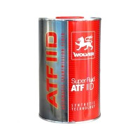 Wolver Super Fluid ATF IID, 1 л